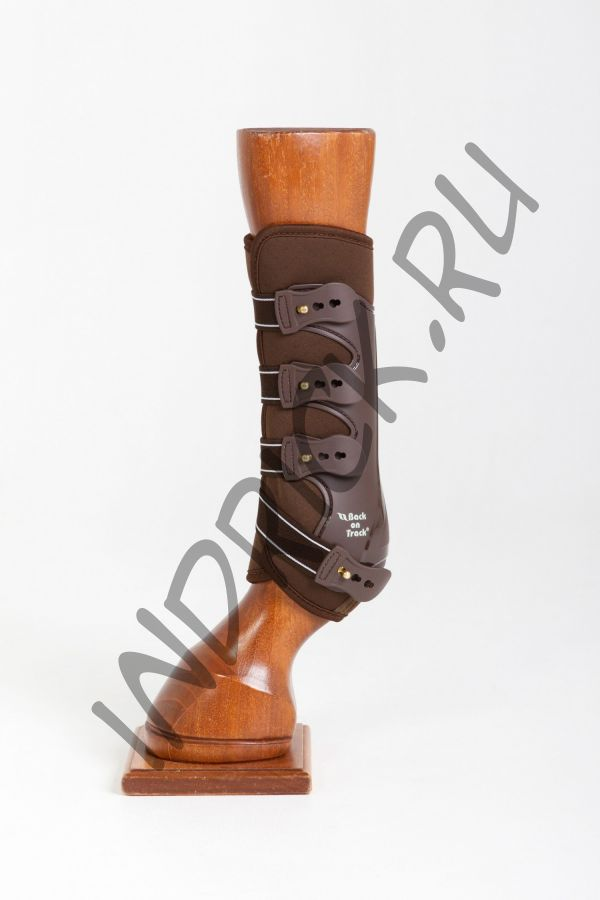 Ногавки Back on Track Royal Work Boots Brown передние