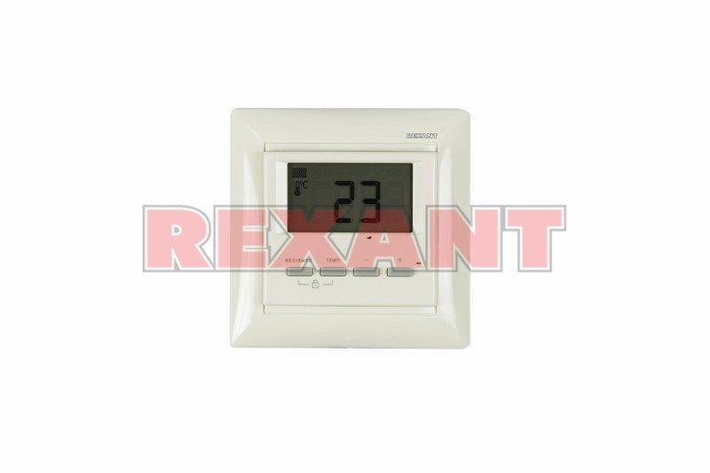 Терморегулятор Rexant цифровой RX-511H 51-0567