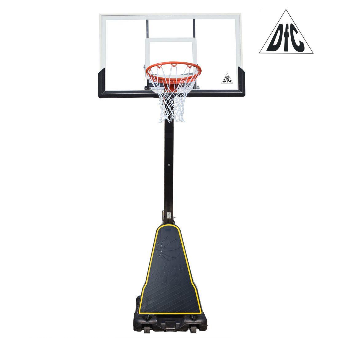 Мобильная баскетбольная стойка 54 DFC STAND54P2
