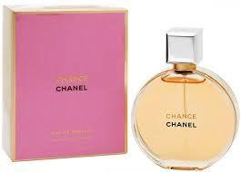 Chanel Chance туалетная вода 100мл в подарочной упаковке