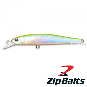 Воблер ZipBaits Rigge Slim 80F 80 мм / 4,6 гр / Заглубление: 0,4 - 1,2 м / цвет: 205R