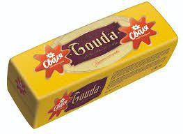 Pendir Svalya Gouda  45 % 200 gr.