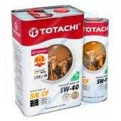 Масло моторное Totachi 5W-40 4+1 л