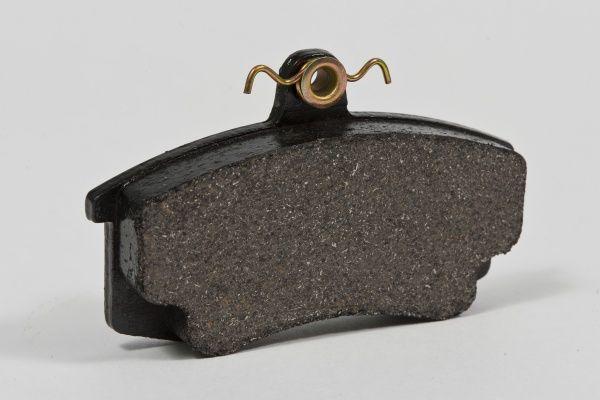 Колодка тормозная ВАЗ-2110-12, 1118, 2170, 2190 передняя (АвтоВАЗ) (4 шт.)