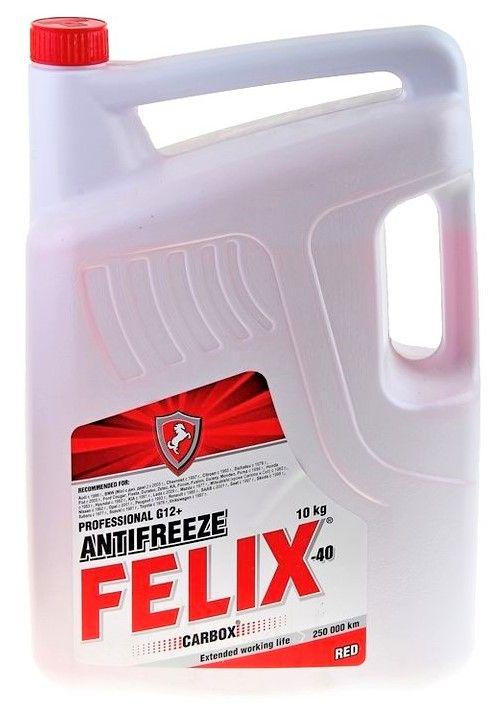 Антифриз Felix красный 10л