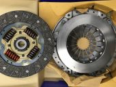 Комплект сцепления Lacetti J200 1.4-1.6 (диск+корзина+п-к выжимной гидравлический) VALEO (DWK-045)