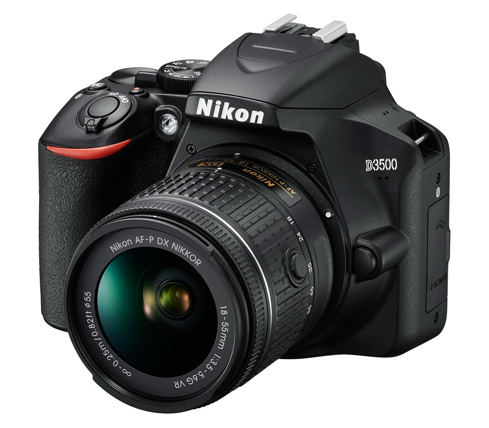 Nikon D3500 Kit 18-55mm dx