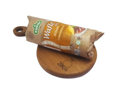 Хлебцы Kupiec рисовые с кунжутом 120г
