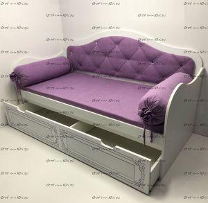 Кровать Ноктюрн (80х190)