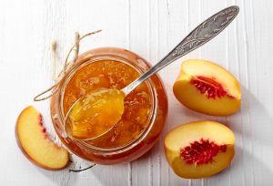 Персиковое варенье 0.5 кг