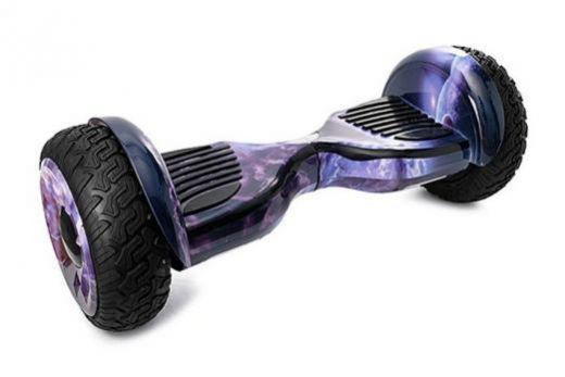 Гироскутер Smart Balance 12 Самобаланс APP Фиолетовое Облако