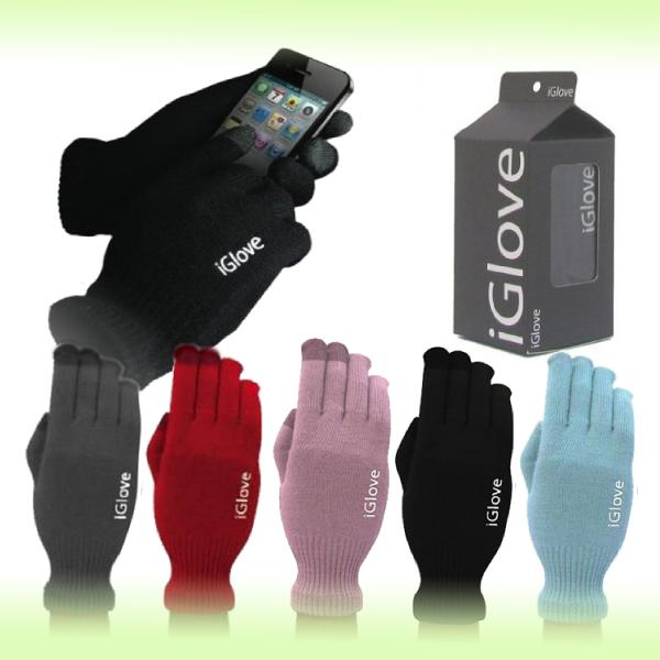 Перчатки iGlove для работы с сенсорными экранами