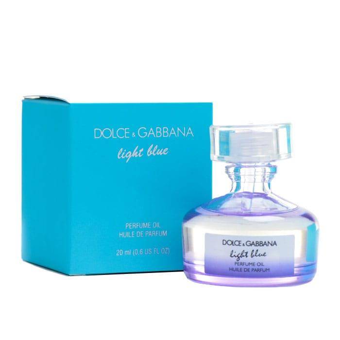 Масляные духи Dolce&Gabbana Light Blue 20ml AОЭ