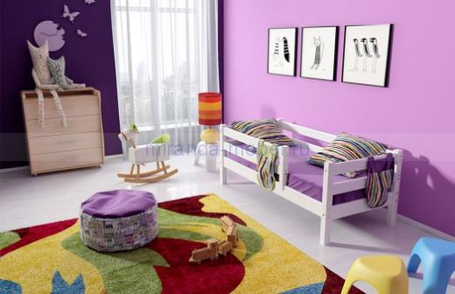 Соня 1600 кровать детская