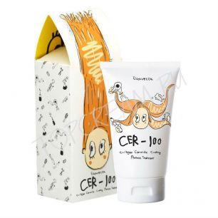 """ЕЛЗ"" CER-100 Collagen Ceramid Coating Protein Treatment Маска для волос с коллагеном  100мл"