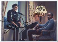 Автографы: Квентин Тарантино, Джейми Фокс. Джанго освобожденный