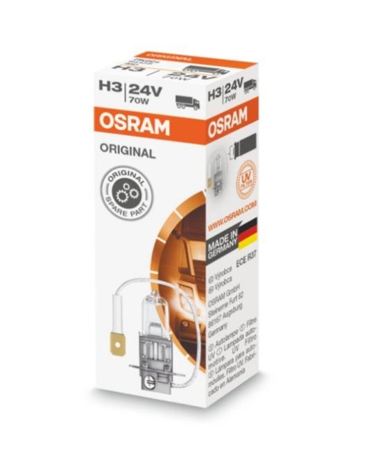 Лампа Н3 24V (70W) Osram 64156