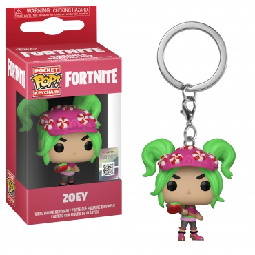 Брелок Funko Pocket POP! Keychain: Fortnite S2: Zoey Keychain 19 36973-PDQ