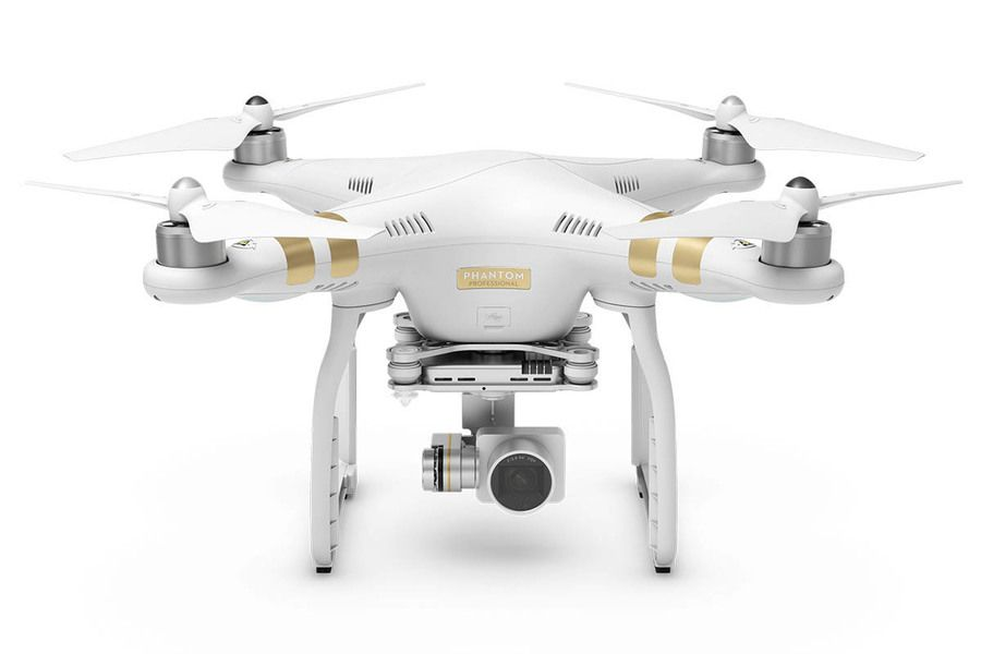 Квадрокоптер Phantom 3 Professional