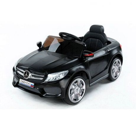 Электромобиль Mercedes Cabrio BJ815 Черный