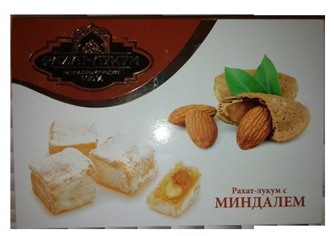 Рахат-лукум со вкусом миндаля, кг