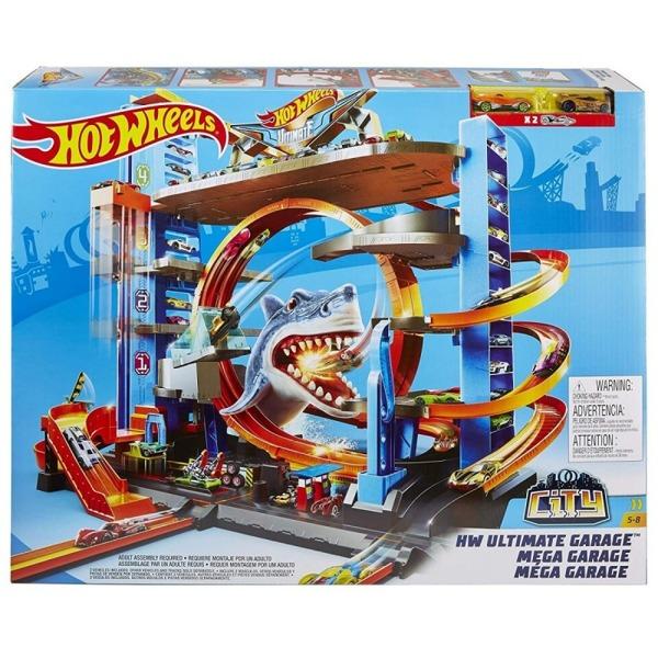 Игровой набор Мега гараж Hot Wheels ftb69