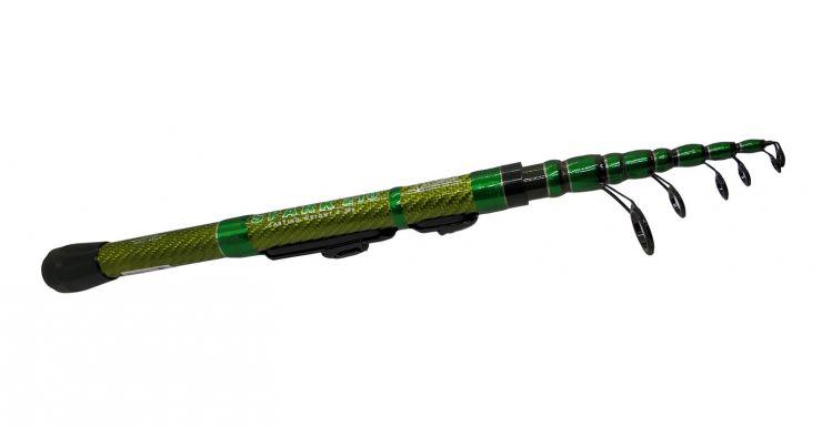Спиннинг телескопический ALCEDO SPARK 5-30 210