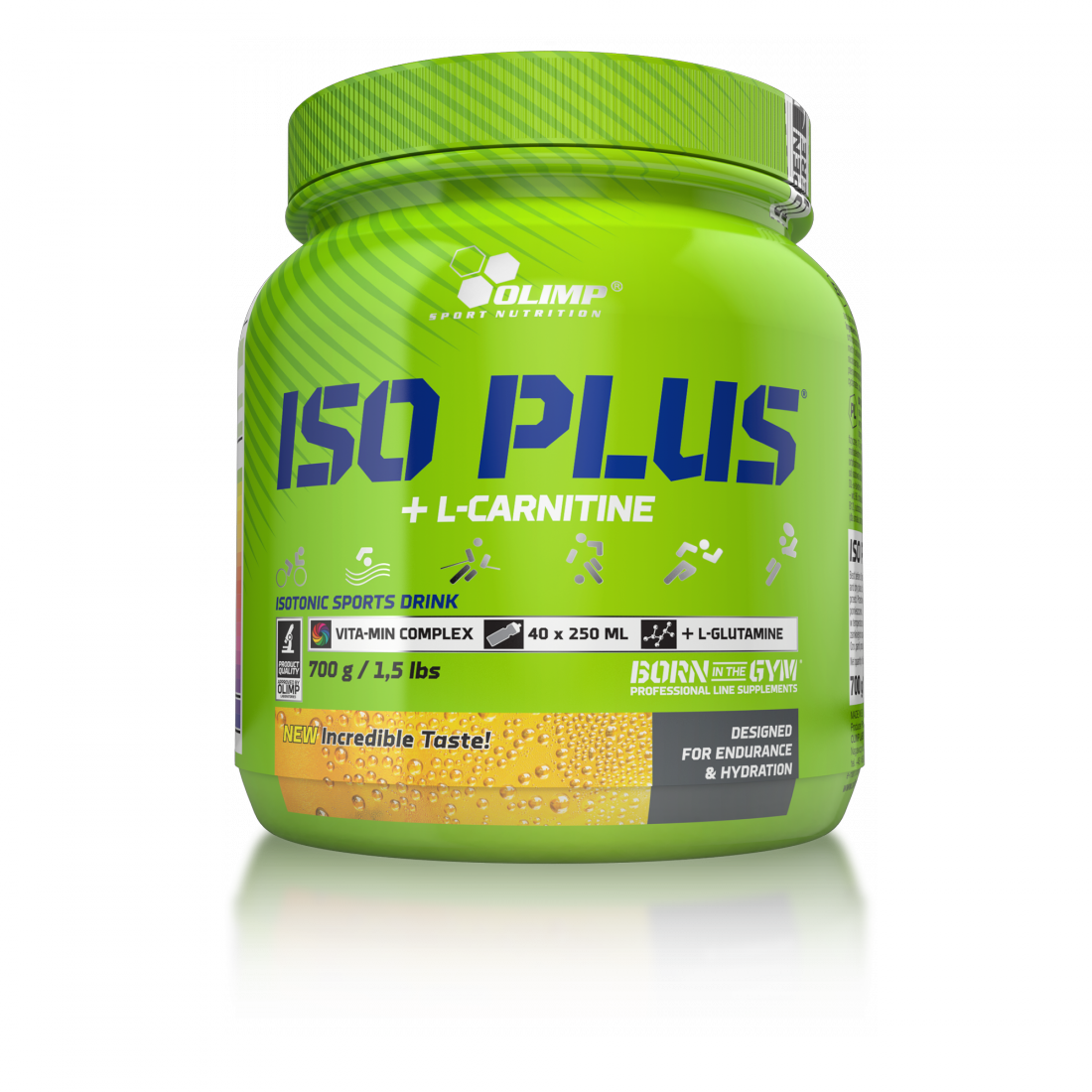 Iso Plus + L-Carnitine (700 гр.)
