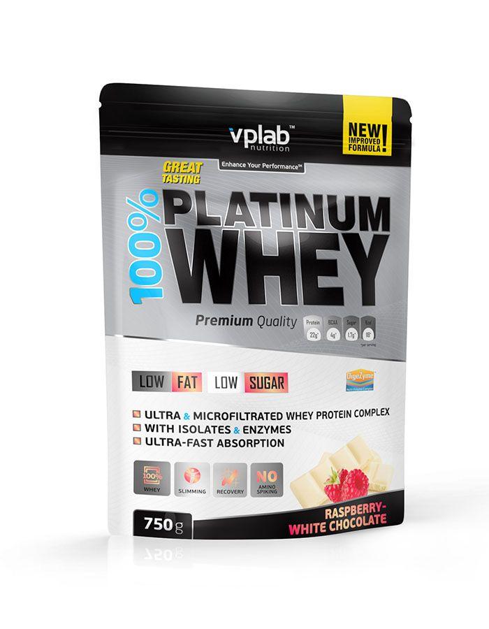 100 % Platinum Whey (750 гр.)