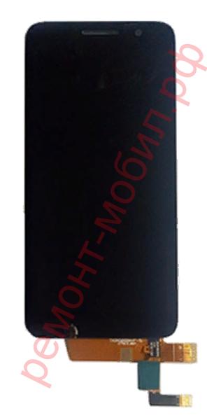 Дисплей для Alcatel 1 ( 5033D ) в сборе с тачскрином