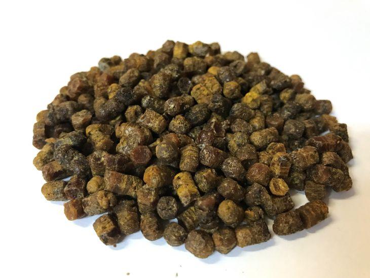 Перга гранулированная (пчелиный хлеб)