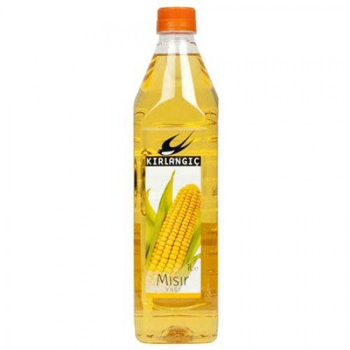 Kırlangıç Кукурузное масло в Пластиковых бутылках 1л