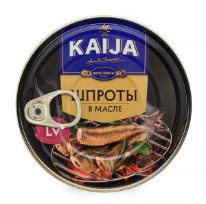 Kaija Balık Konservi Sprot 190 gr