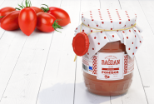 Bağdan Soyulmuş Pomidor 680 gr.