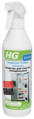 HG Средство для гигиеничной очистки холодильника 500 мл
