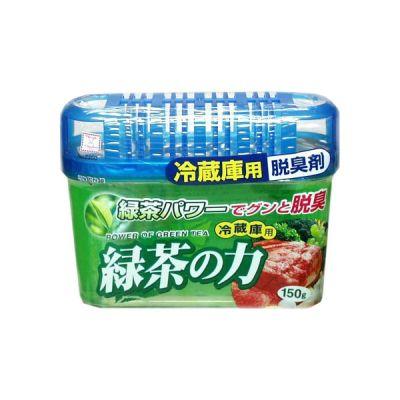 Дезодорант-поглотитель неприятн.запахов для холодильников с с экстрактом зеленого чая 150г
