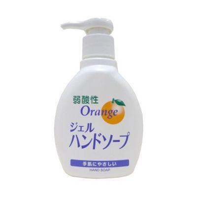 Мыло для рук Eoria Orange слабокислое, 200 мл