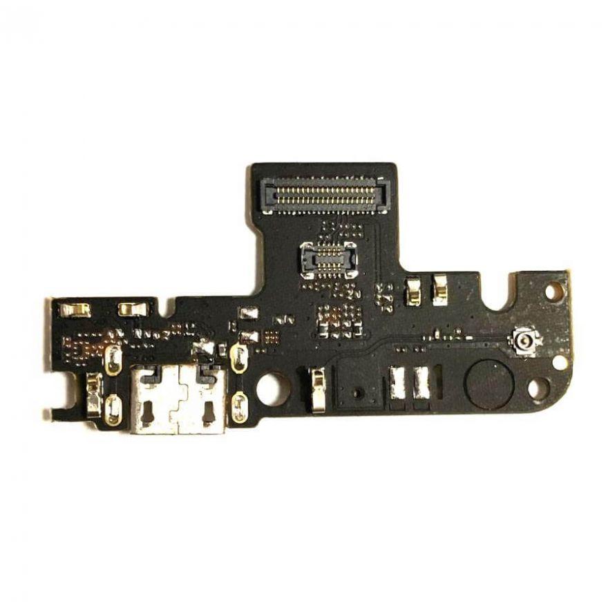 Нижняя плата с разъемом зарядки и микрофоном для Xiaomi Redmi Note 5A
