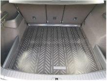 Коврик (поддон) в багажник, Элерон, полиуретан, на 5 мест. версию
