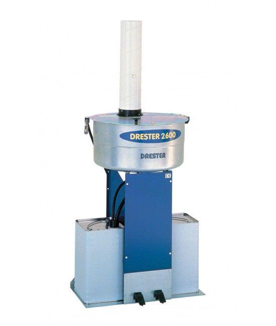 Drester Мойка краскораспылителей Drester 2600 из нержавеющей стали