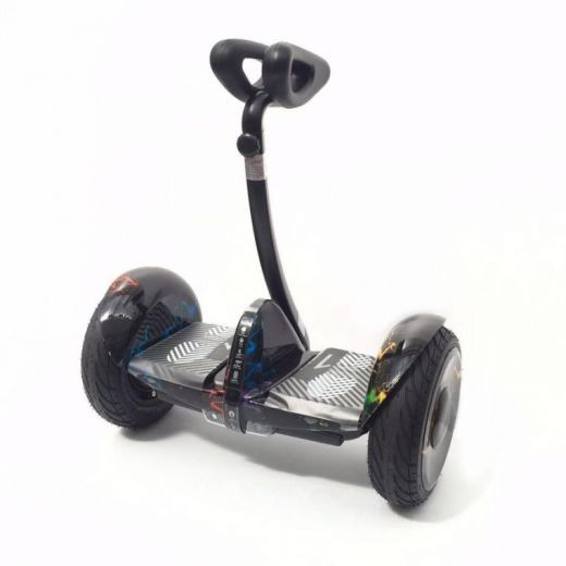 Мини-сигвей Mini Robot 36V Молния цветная