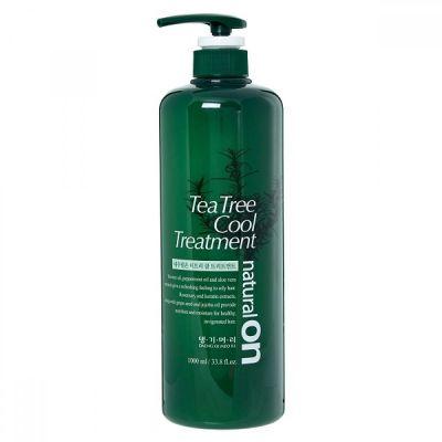 Шампунь для волос Daeng Gi Meo Ri Natural On Cool с маслом чайного дерева 1000мл