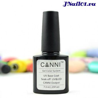 CANNI, Color System Base Coat Output