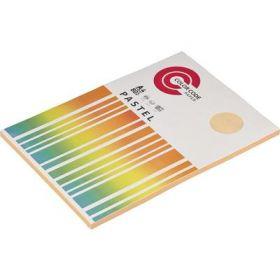 """Бумага для печати """"Color Code Pastel"""", А4, пл. 80г/кв.м, персиковая, 100 л./пач. (арт. 473349)"""