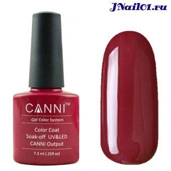 Гель-лак Canni № 027