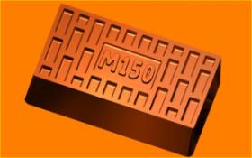 Форма для мыла и шоколада Кирпич