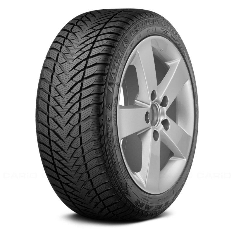 Goodyear 225/45/17  H 91 EAG. UG GW3  Run On Flat