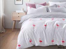 Комплект постельного белья Сатин SL  семейный  Арт.41/343-SL