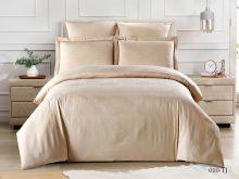 Комплект постельного белья Тенсель-жаккард  евро  Арт.31/010-TJ