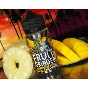 Е-жидкость Avalon Fruit Grinder Mango Holiday, 100 мл.